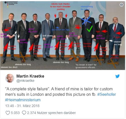 2018-04-17 14_18_32-Seehofer und seine Fhrungsmannschaft_ Schneider listet ihre Mode-Verbrechen auf