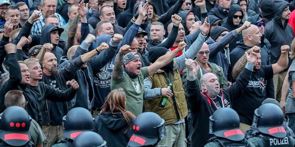 Chemnitz, atto secondo