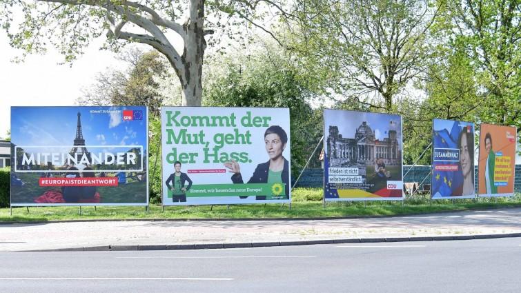Il senso dei tedeschi per leEuropee