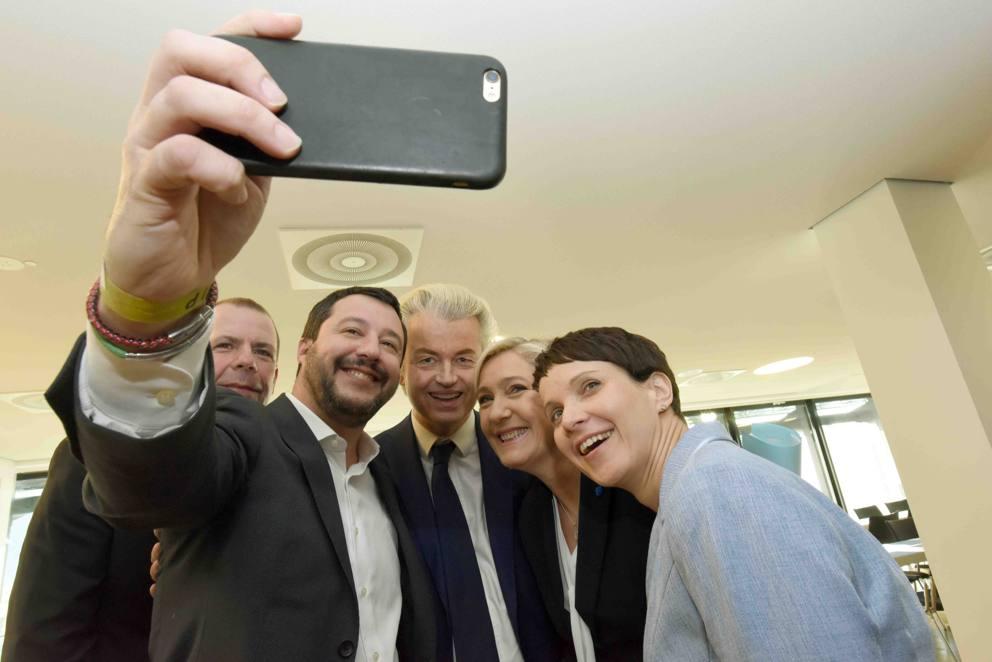 """""""Ad unire i populisti europei c'è più di quello chesembra"""""""