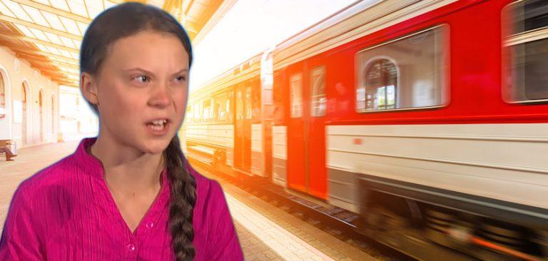 Deutsche Bahn vsGreta