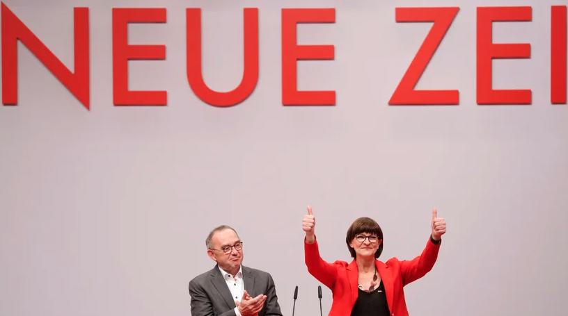 Una nuova SPD?