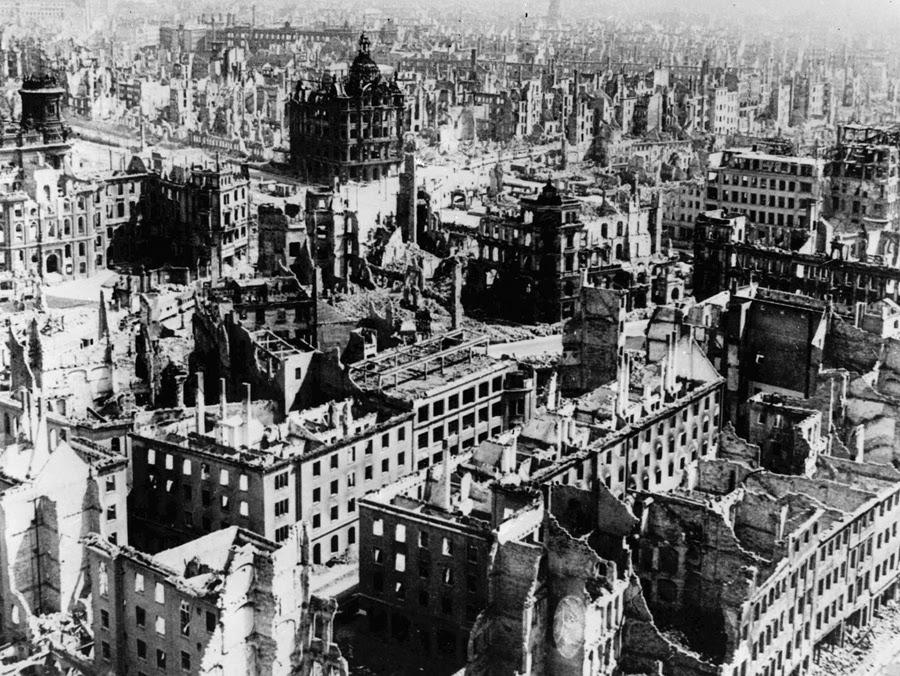 Martha Heinrich Acht: Dresda, 75 annifa