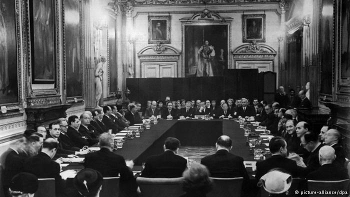 1953: l'accordo sul debito diLondra