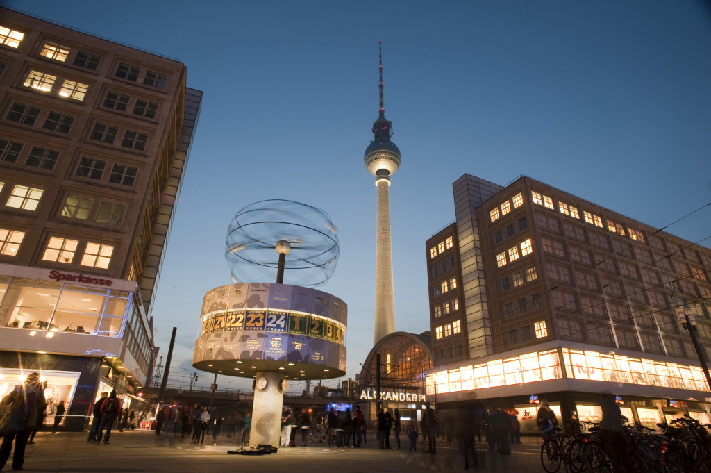 Riprendere Berlino