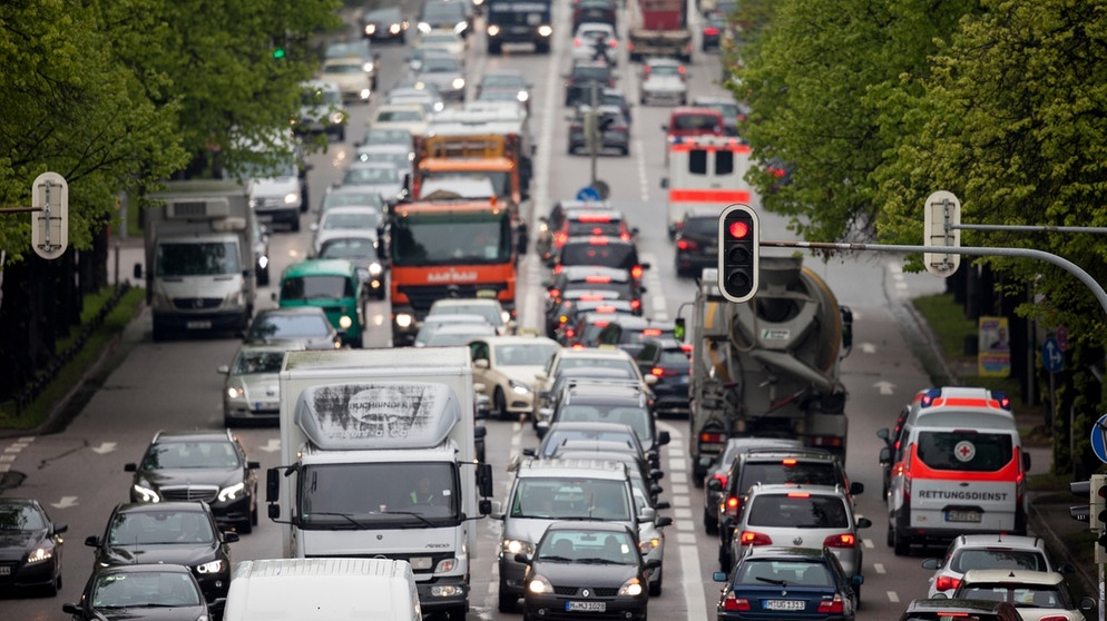 Quel maledetto semaforo sulla Prinzregentenstraße