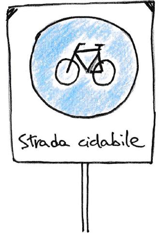 """Abbiamo finalmente una traduzione italiana di""""Fahrradstraße"""""""