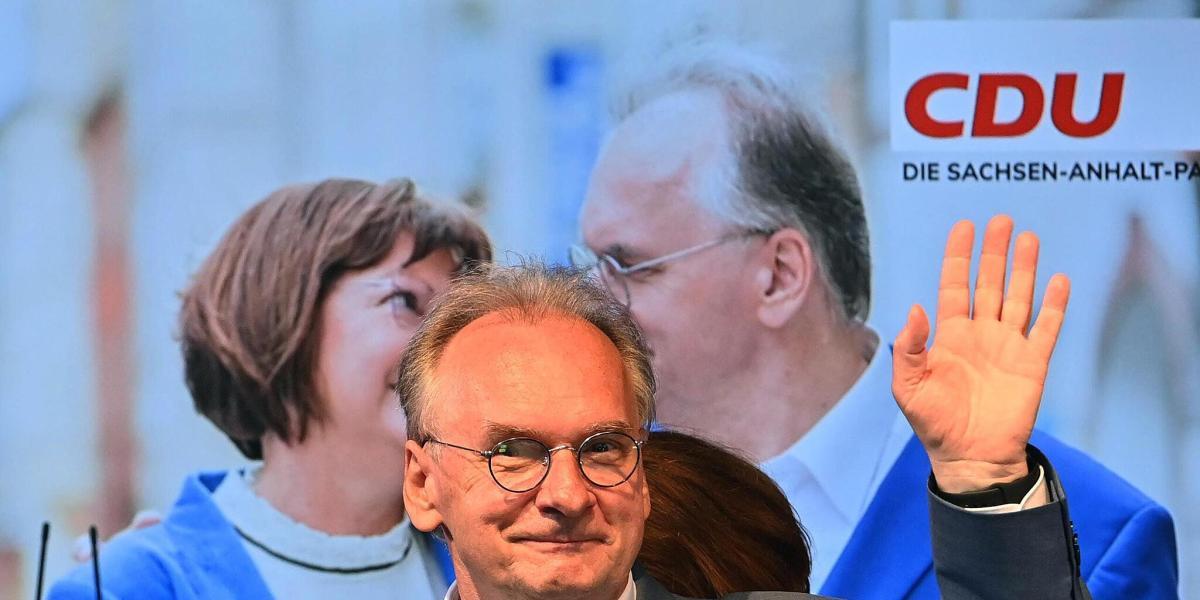 La CDU vince inSassonia-Anhalt